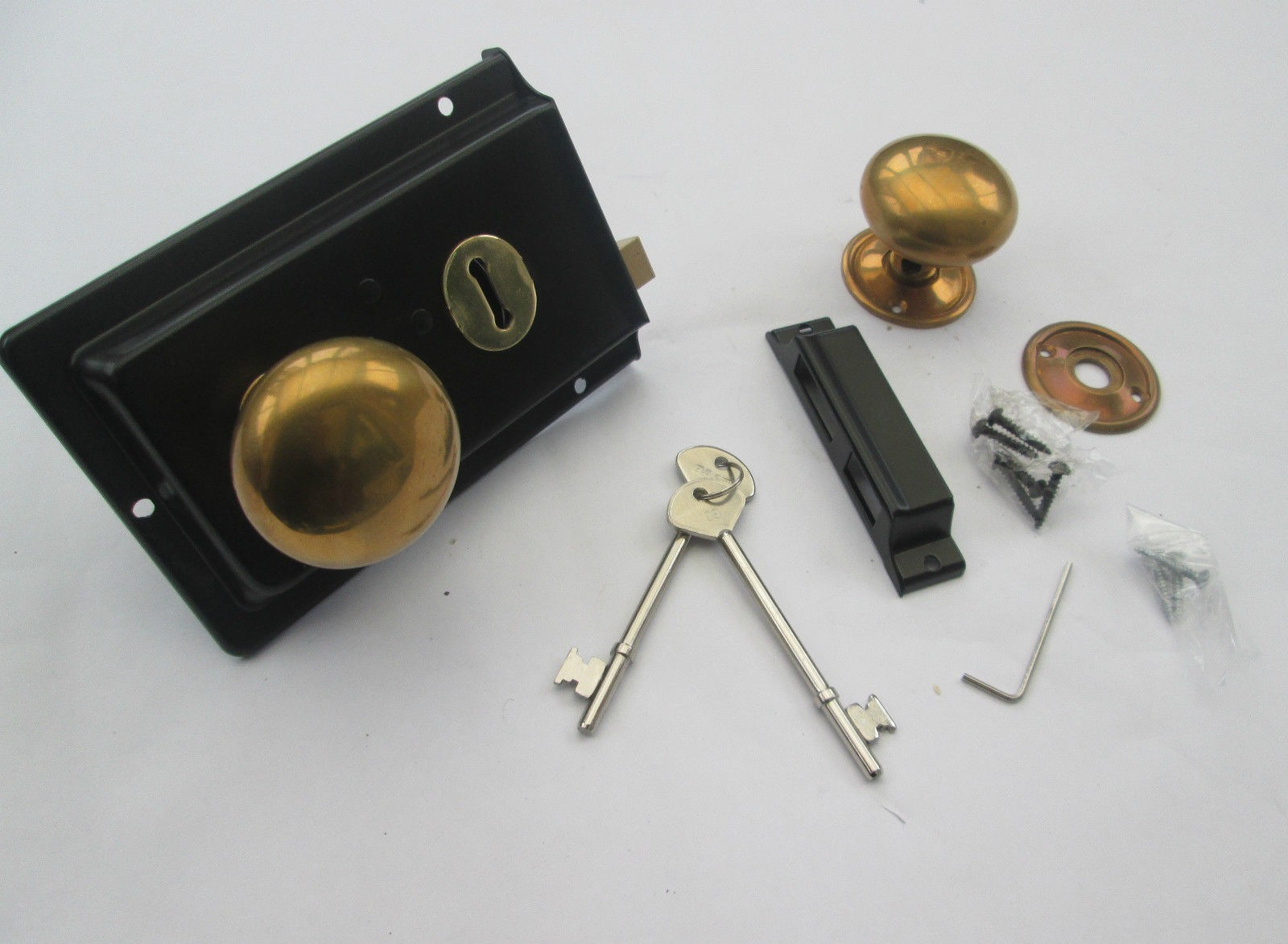 lightbox moreview & Replica 1900u0027s rim lock set | Ironmongery World pezcame.com