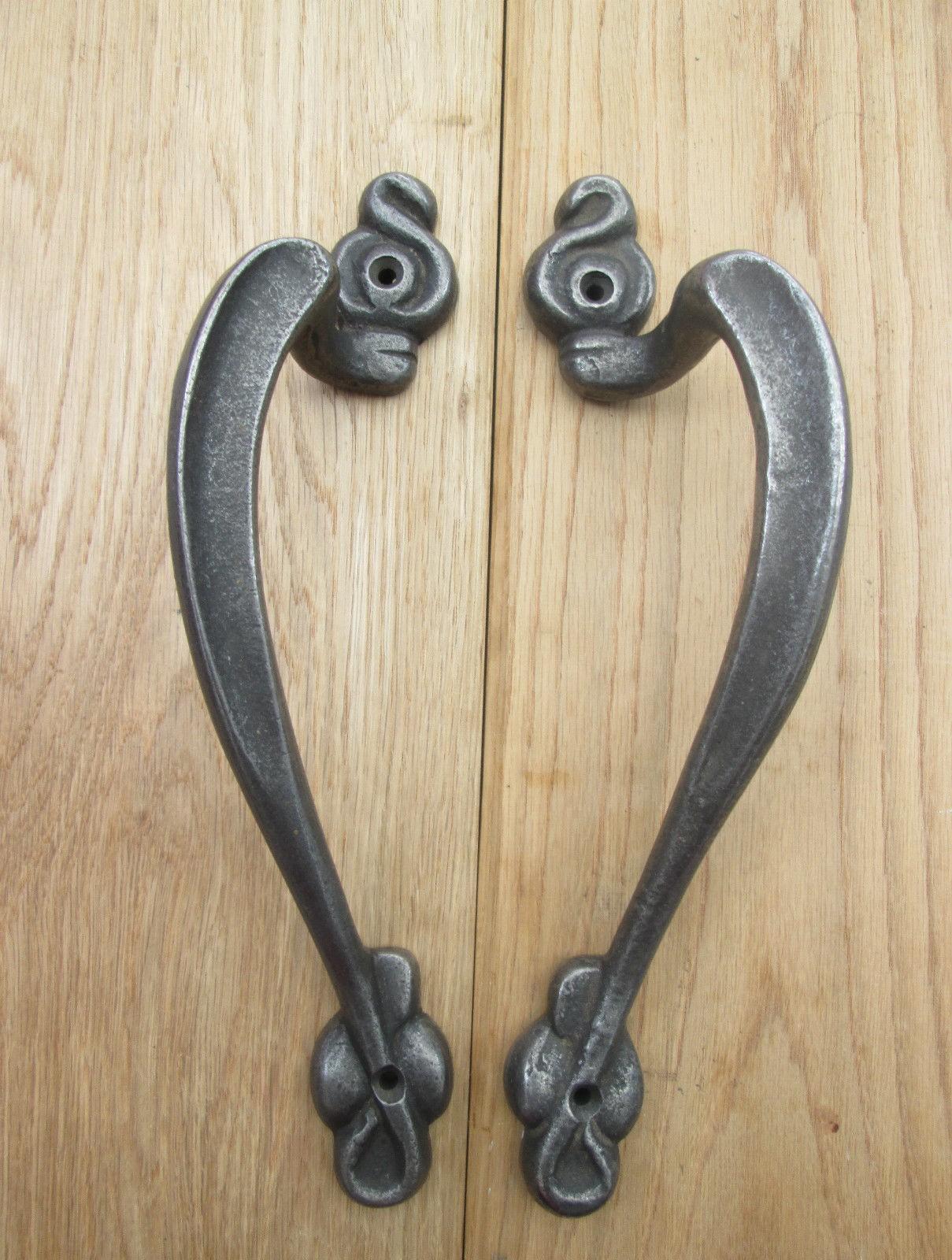 Fancy Barn Door Handle Ironmongery World