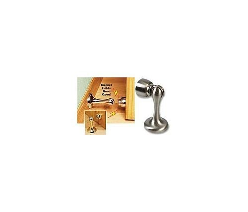 Polished Chrome Magnetic Door Holder Ironmongery World