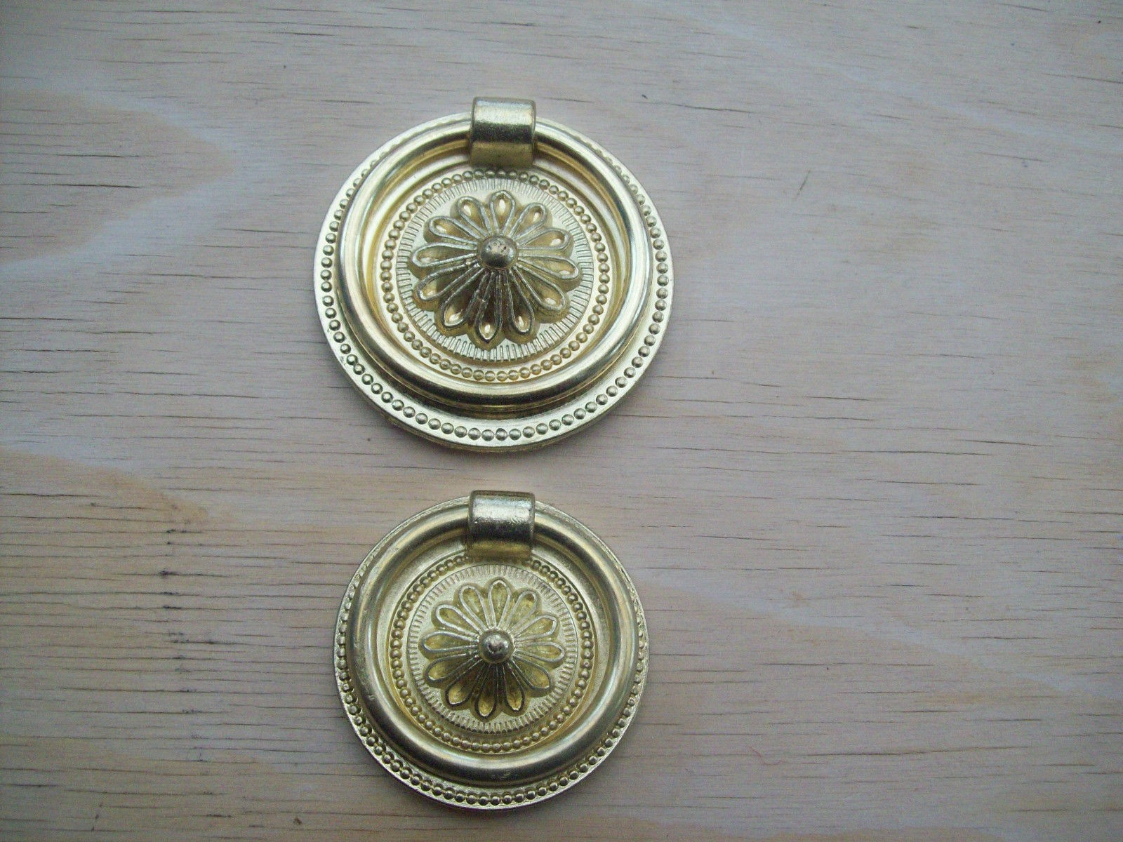 Cabinet And Cupboard Drawer Drop Ring Pull Handle