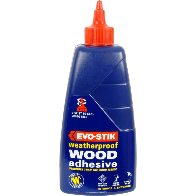 Evo Stik Exterior Resin W Wood Adhesive Ironmongery World