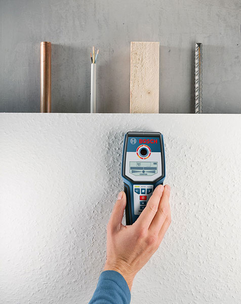 Bosch digital scanner