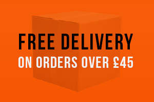 Free Delivery on order over £45